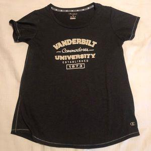 Comfortable Vanderbilt University Commodores Shirt
